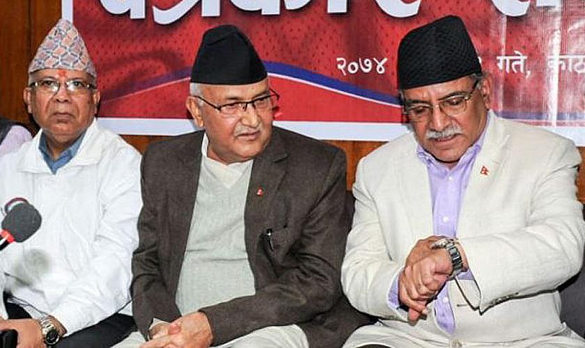 नेकपामा किन असन्तुष्ट छ माधव नेपाल समूह ?