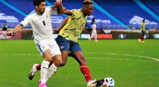 विश्वकप छनोट : उरुग्वे र चिली विजयी