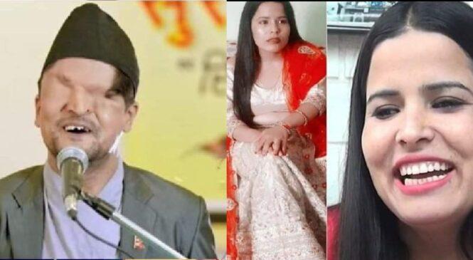 विबाह गर्दै रमेश प्रसाई, यि हुन् रमेशलाई जीवन साथीको रुपमा पाएकी भाग्य; मानी युवती (तस्विरहरू)