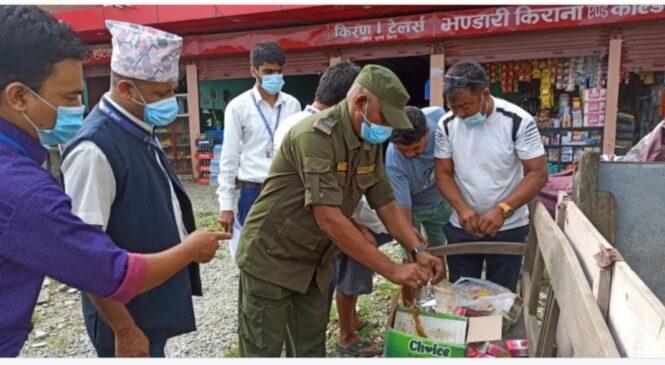 बजार अनु, गमन तीव्र : तीन वर्षदेखि म्याद गु ज्रिएका खाद्यान्न फेला